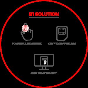Hitachi B1 Solution Diagram